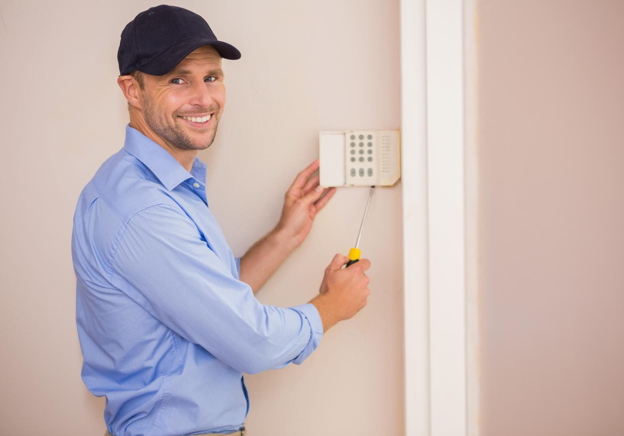 CCTV Installers Manchester - House Alarm Installations 1
