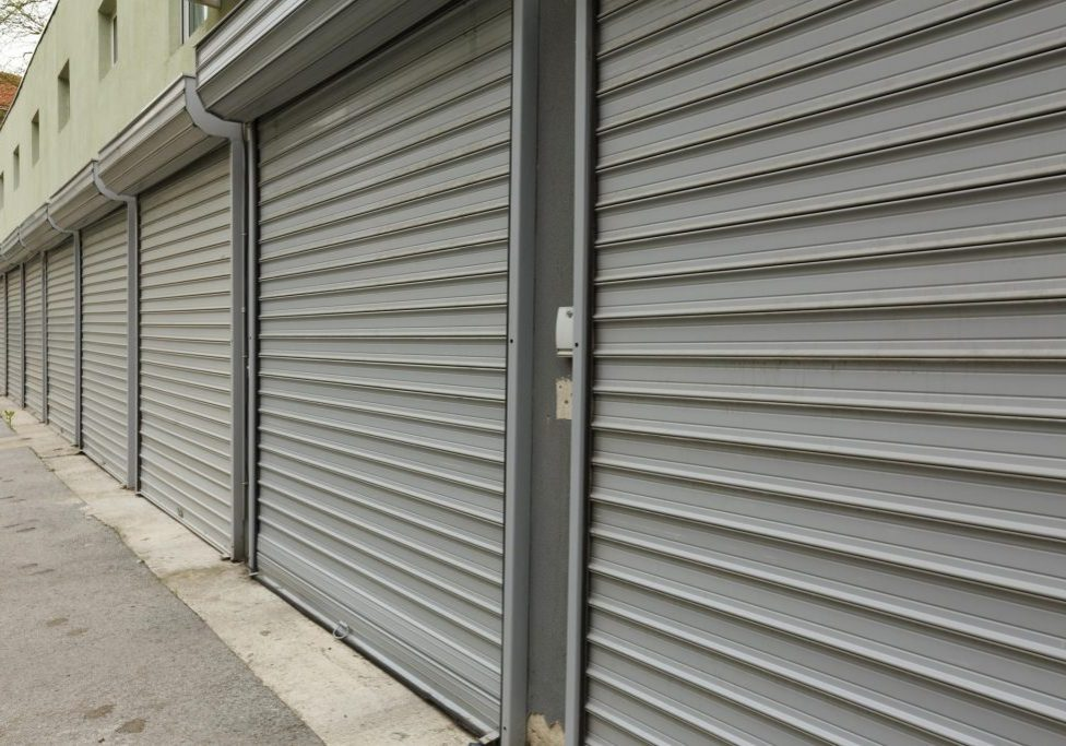 CCTV Installers Manchester - Roller Shutter Security Doors 1